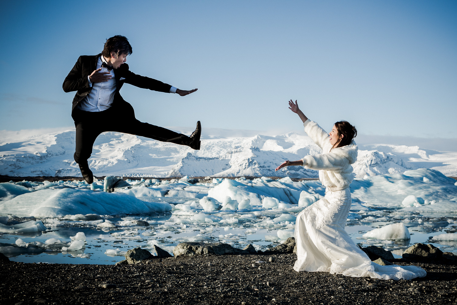 Get married in Iceland